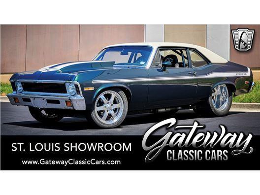 1969 Chevrolet Nova for sale in OFallon, Illinois 62269