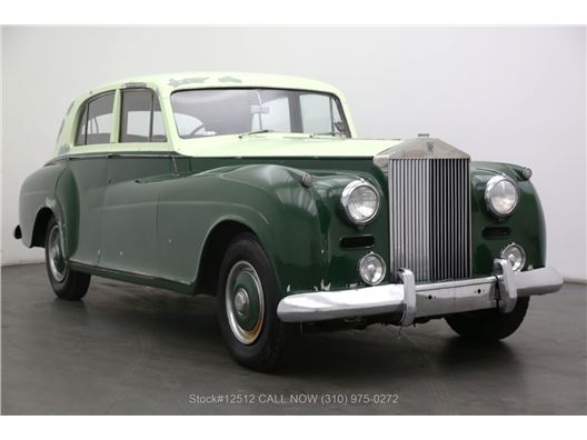 1955 Rolls-Royce Silver Dawn James Young for sale in Los Angeles, California 90063