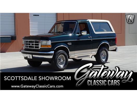 1993 Ford Bronco for sale in Phoenix, Arizona 85027