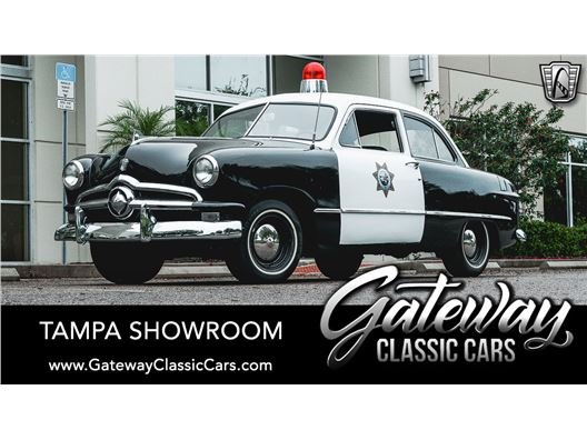 1950 Ford Custom for sale in Ruskin, Florida 33570