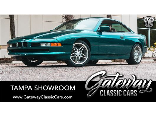 1991 BMW 850i for sale in Ruskin, Florida 33570
