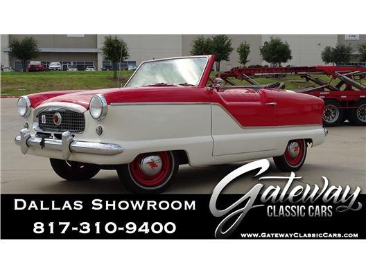 1956 Nash Metropolitan for sale in DFW Airport, Texas 76051