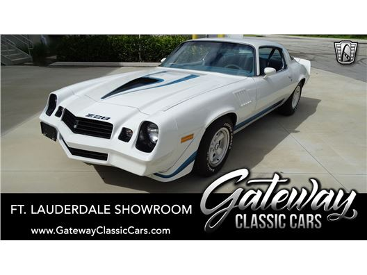 1979 Chevrolet Camaro for sale in Coral Springs, Florida 33065