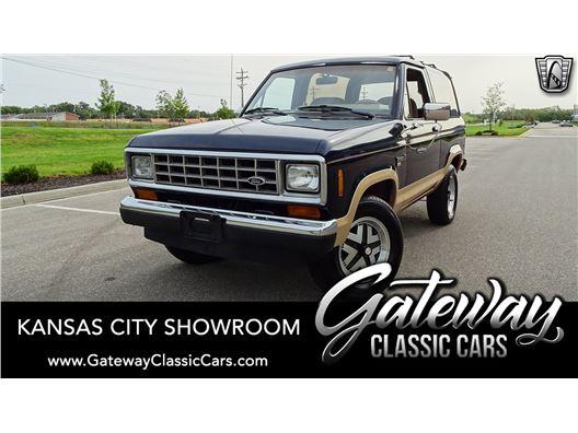 1988 Ford Bronco II for sale in Olathe, Kansas 66061