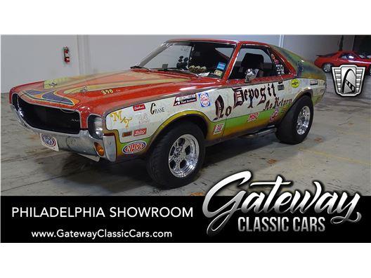 1968 AMC AMX for sale in West Deptford, New Jersey 8066
