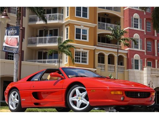 1998 Ferrari F355 GTS for sale on GoCars.org