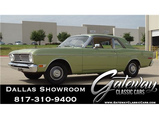 1968 Ford Falcon for sale in DFW Airport, Texas 76051