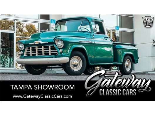 1956 Chevrolet 3100 for sale in Ruskin, Florida 33570