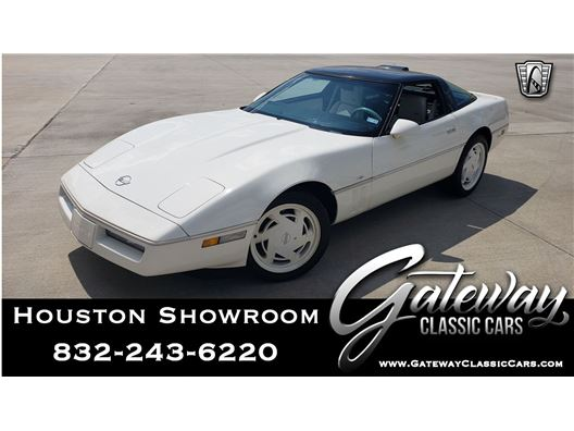 1988 Chevrolet Corvette for sale in Houston, Texas 77090