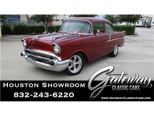 1957 Chevrolet 150 for sale in Houston, Texas 77090