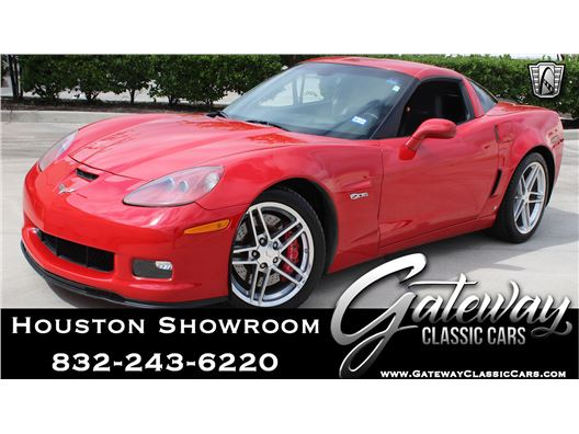 2007 Chevrolet Corvette for sale in Houston, Texas 77090