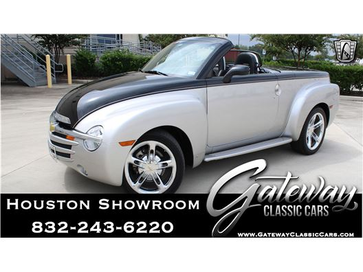 2006 Chevrolet SSR for sale in Houston, Texas 77090