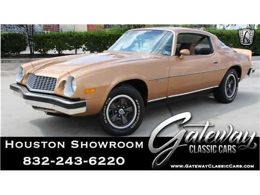 1975 Chevrolet Camaro for sale in Houston, Texas 77090
