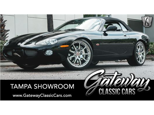 2002 Jaguar XKR for sale in Ruskin, Florida 33570