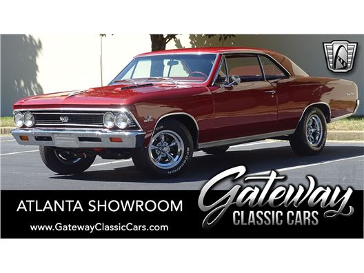 1966 Chevrolet Chevelle for sale in Alpharetta, Georgia 30005