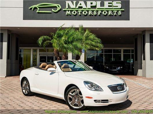 2008 Lexus SC 430 for sale in Naples, Florida 34104
