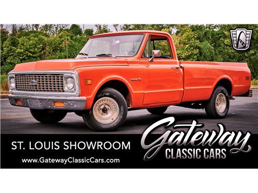 1971 Chevrolet C10 for sale in OFallon, Illinois 62269