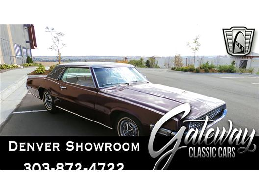 1968 Ford Thunderbird for sale in Englewood, Colorado 80112