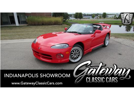 1995 Dodge Viper for sale in Indianapolis, Indiana 46268