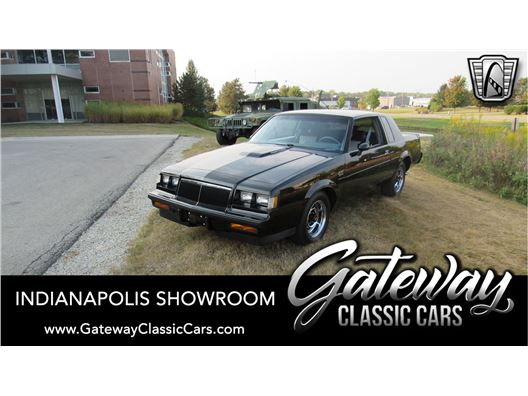 1986 Buick Grand National for sale in Indianapolis, Indiana 46268