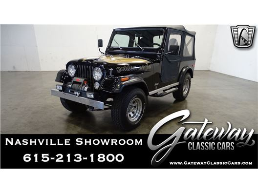 1978 AMC Wrangler CJ 7 for sale in La Vergne