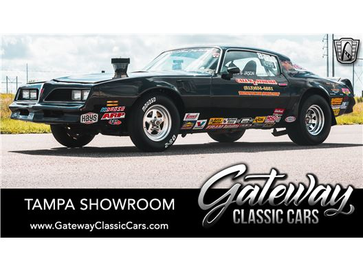 1978 Pontiac Firebird / Trans AM for sale in Ruskin, Florida 33570