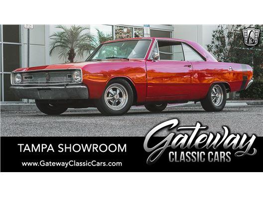 1967 Dodge Dart for sale in Ruskin, Florida 33570