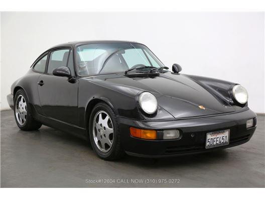 1991 Porsche 964 Coupe for sale in Los Angeles, California 90063