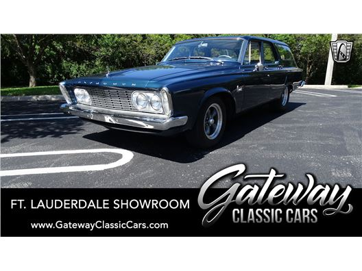 1963 Plymouth Savoy for sale in Coral Springs, Florida 33065
