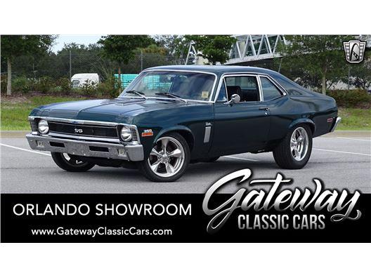1970 Chevrolet Nova for sale in Lake Mary, Florida 32746