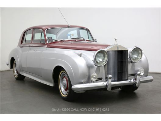1956 Rolls-Royce Silver Cloud I LHD for sale in Los Angeles, California 90063