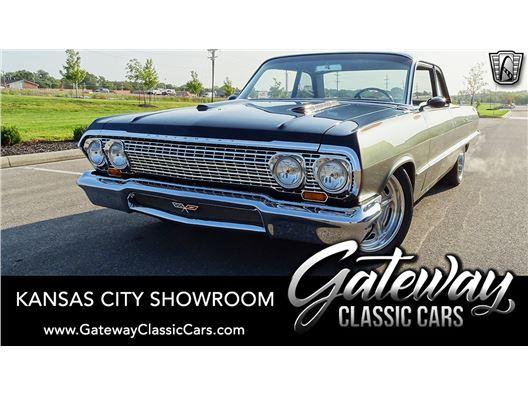 1963 Chevrolet Bel Air for sale in Olathe, Kansas 66061