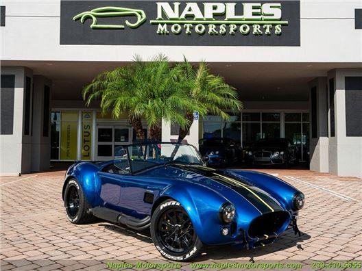 1965 Replica/Kit Backdraft Racing 5.0L Coyote Sport for sale in Naples, Florida 34104