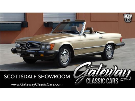 1985 Mercedes-Benz 380SL for sale in Phoenix, Arizona 85027