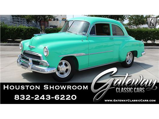 1951 Chevrolet Deluxe for sale in Houston, Texas 77090