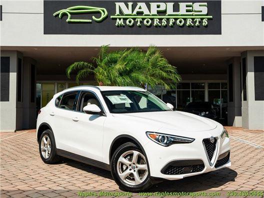 2020 Alfa Romeo Stelvio for sale in Naples, Florida 34104