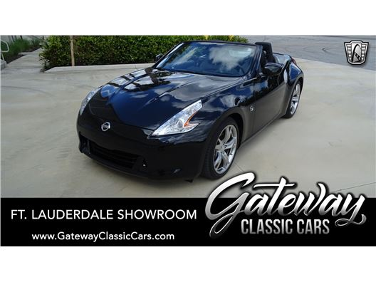2010 Nissan 370Z for sale in Coral Springs, Florida 33065