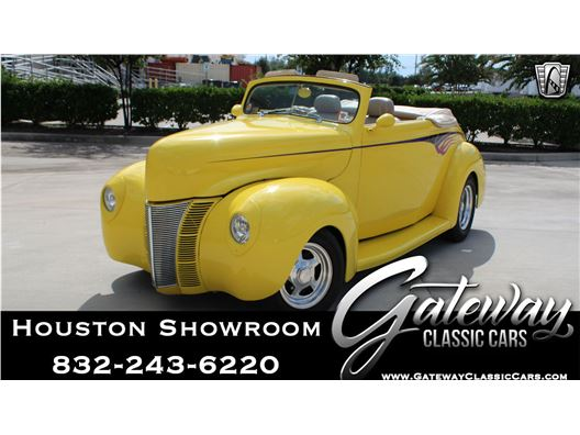 1940 Ford Deluxe for sale in Houston, Texas 77090