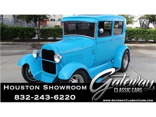 1929 Ford Sedan for sale in Houston, Texas 77090