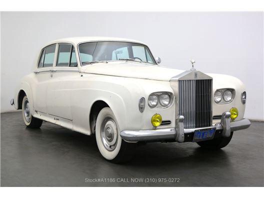 1965 Rolls-Royce Silver Cloud III for sale in Los Angeles, California 90063