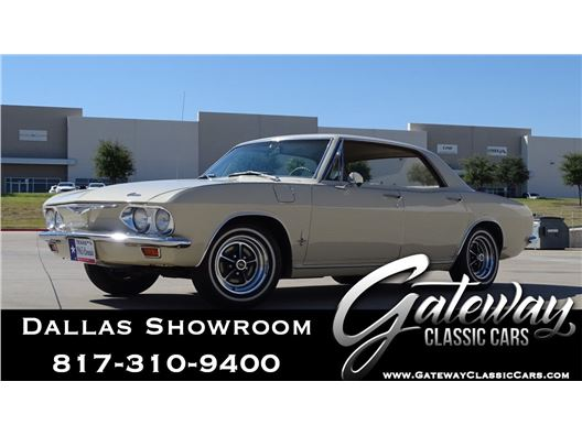 1965 Chevrolet Corvair for sale in DFW Airport, Texas 76051