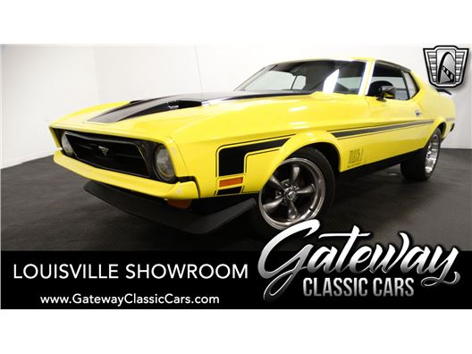 1971 Ford Mustang for sale in Memphis, Indiana 47143