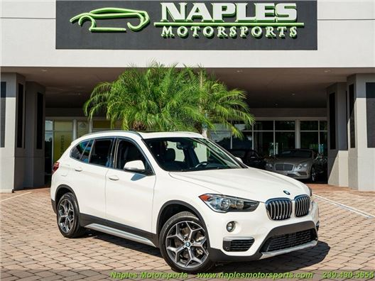 2018 BMW X1 Sdrive28i for sale in Naples, Florida 34104