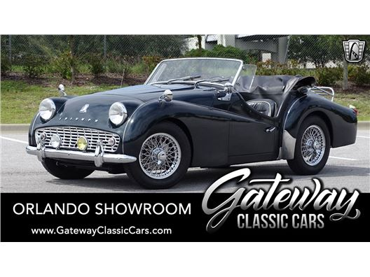 1962 Triumph TR3 for sale in Lake Mary, Florida 32746