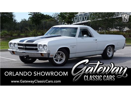 1970 Chevrolet El Camino for sale in Lake Mary, Florida 32746