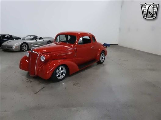 1937 Chevrolet Coupe for sale in Kenosha, Wisconsin 53144