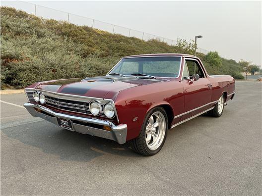 1967 Chevrolet El Camino for sale in Benicia, California 94510