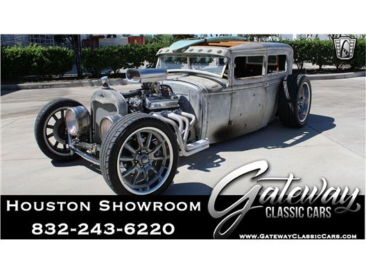 1931 Ford Tudor Sedan for sale in Houston, Texas 77090
