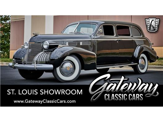 1940 Cadillac Series 72 for sale in OFallon, Illinois 62269