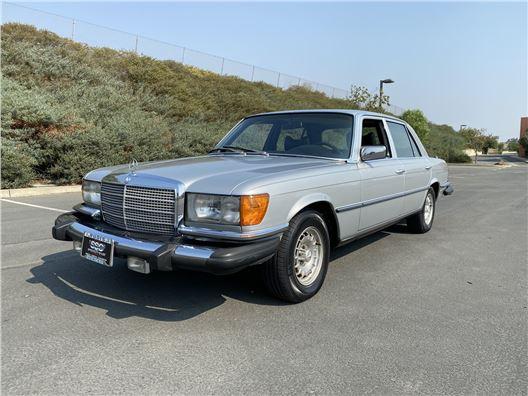1979 Mercedes-Benz 450SEL for sale in Benicia, California 94510